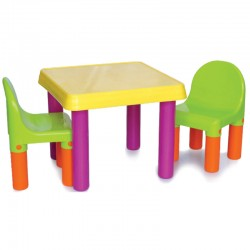 CR13 - Table & Chair