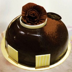 CH4 - Trendy Cake (Chocolate Royal)
